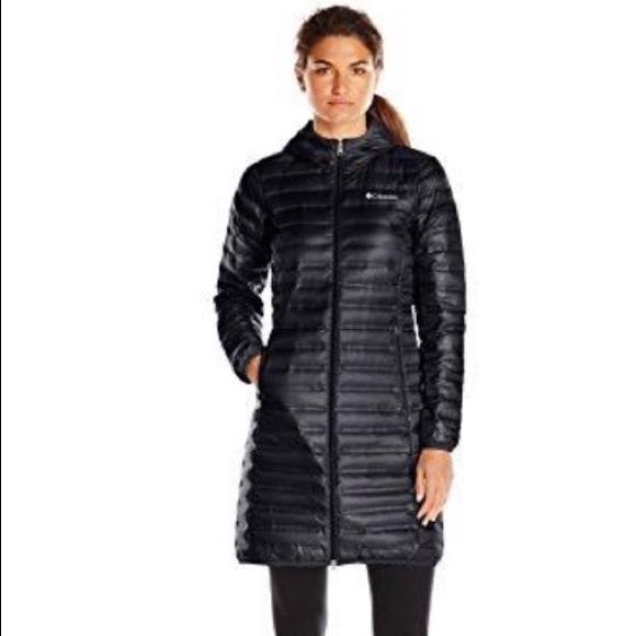 7f774ba4088 Columbia Jackets   Blazers - Columbia Women s Flash Forward Long Down Jacket